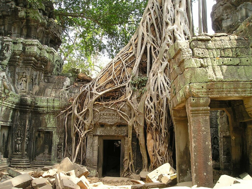 Cambodia - An exotic destination that attracts tourists