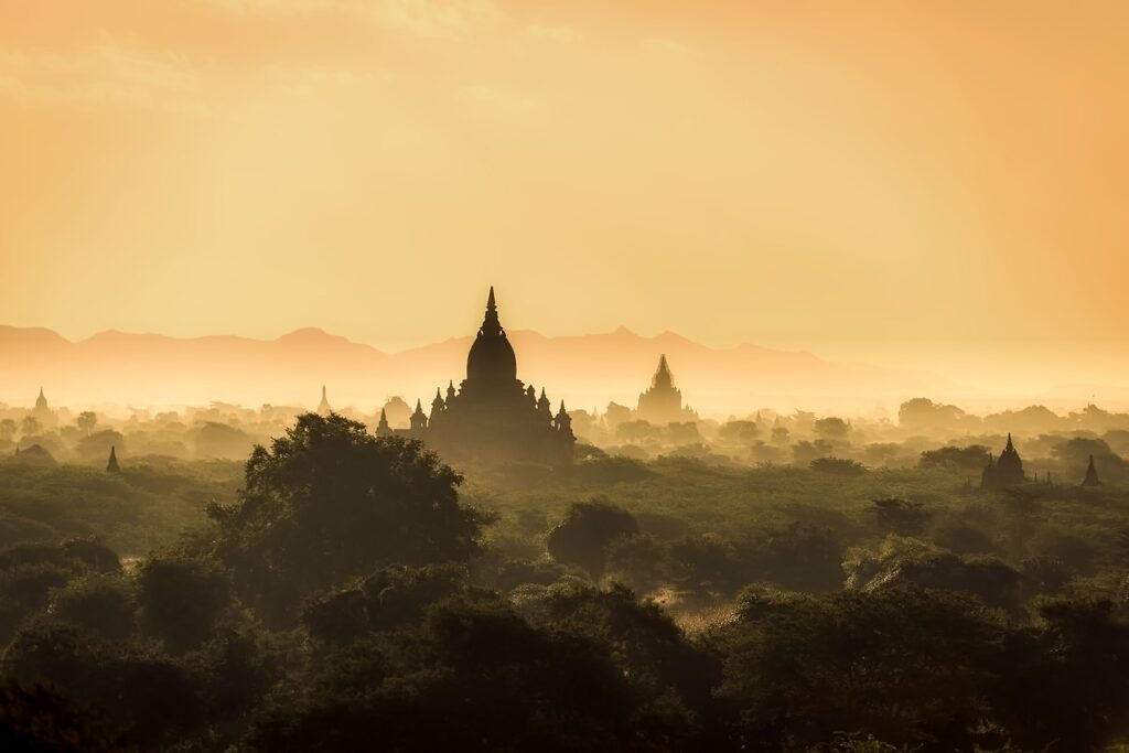 Myanmar as a vacation destination